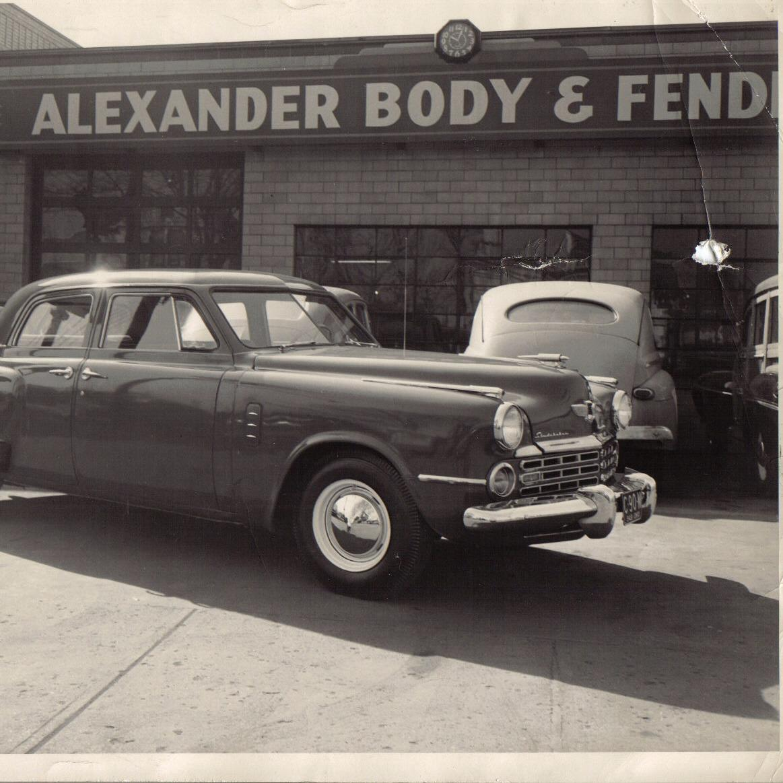 Alexander Body & Fender - Akron, OH