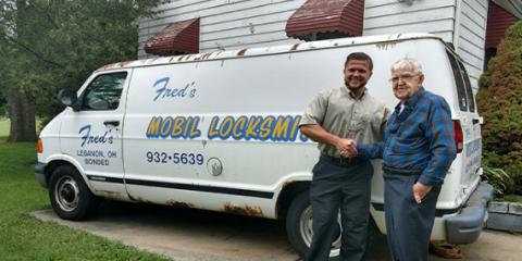 Fred's Mobile Locksmith Shop image 0