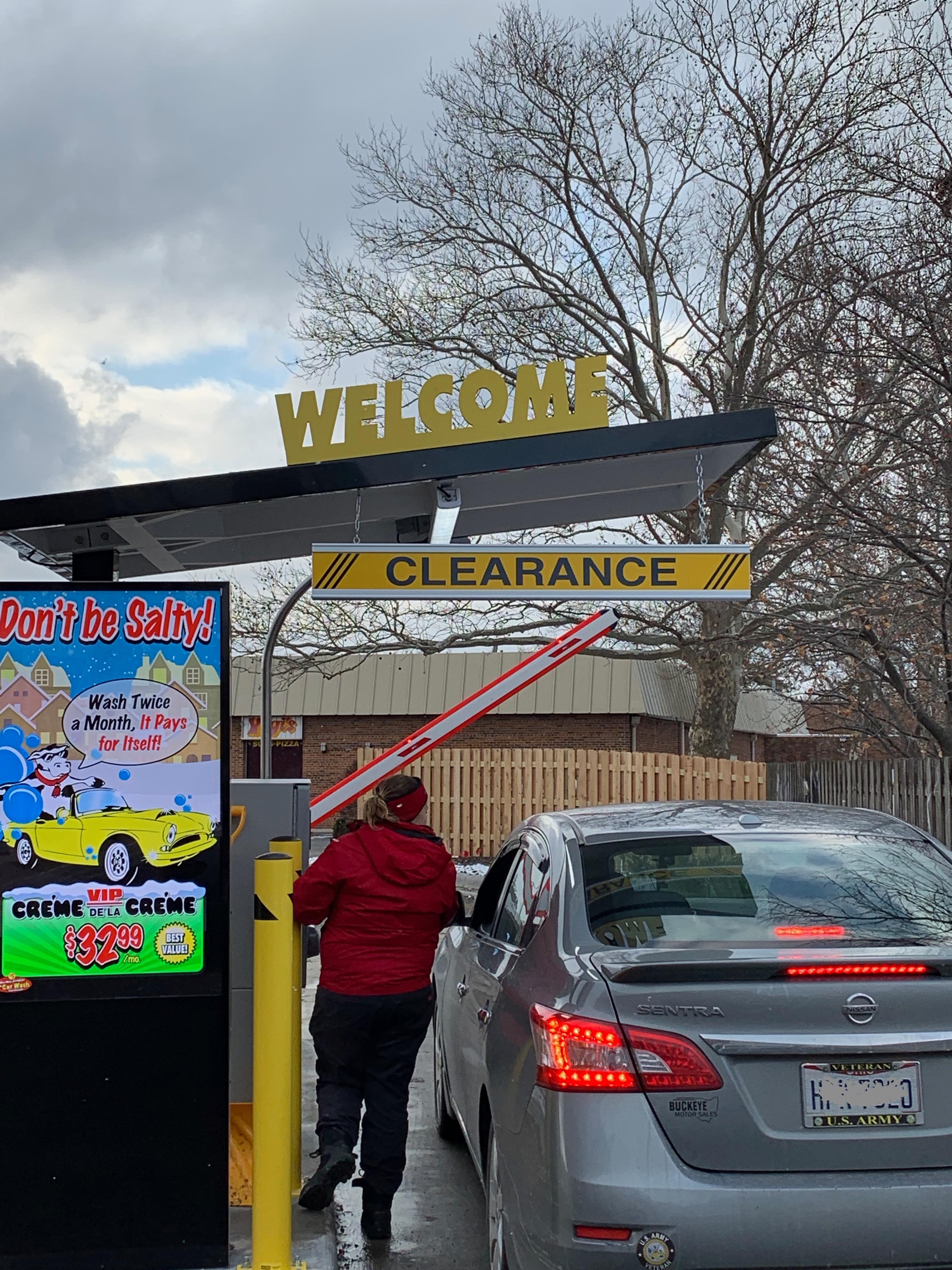 Moo Moo Express Car Wash Northland 1296 Morse Rd Columbus Oh Car