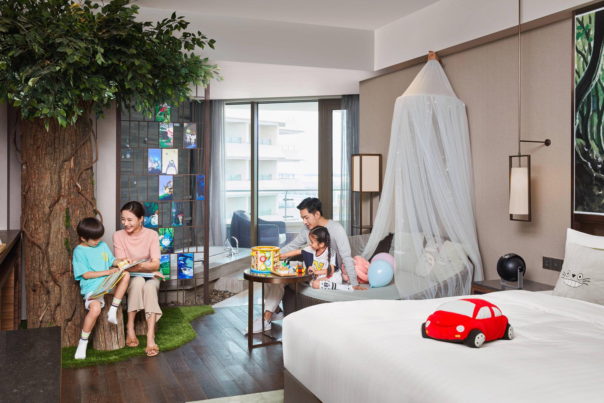 Beijing Marriott Hotel Changping