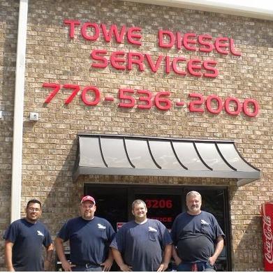 Towe Diesel Services Inc