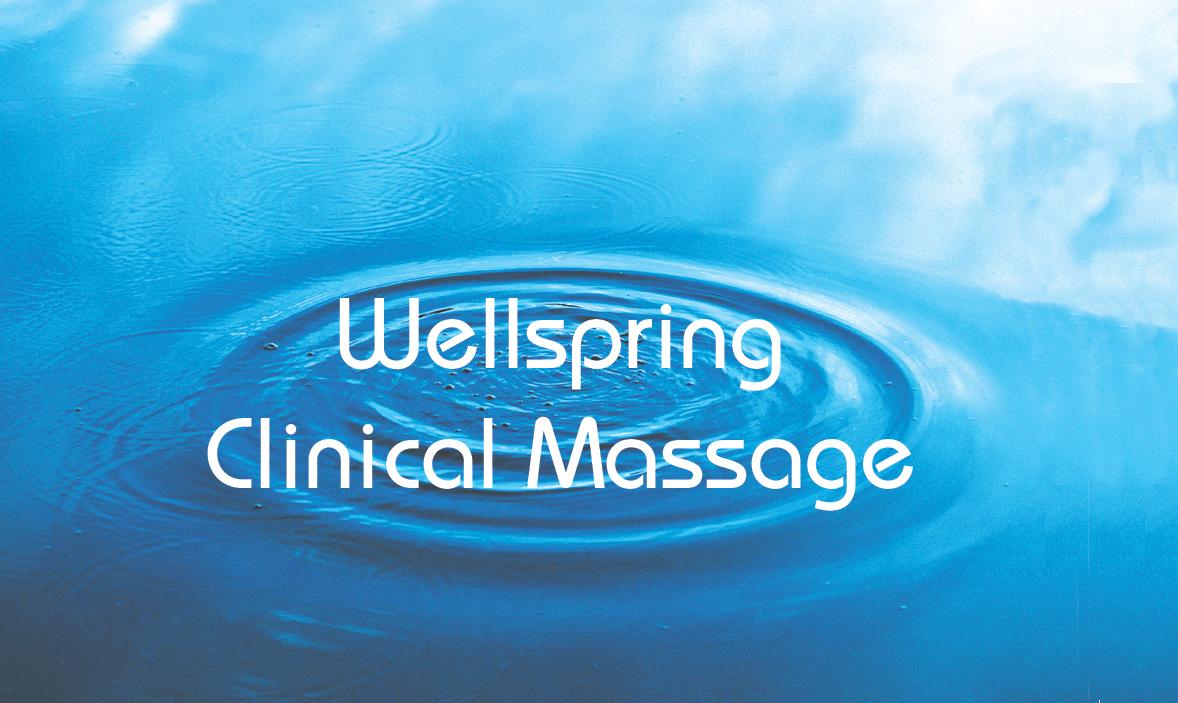 Wellspring Clinical Massage