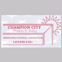Champion City Windows & Siding LLC