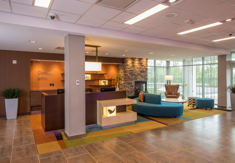 Fairfield Inn & Suites by Marriott Pittsburgh North/McCandless Crossing image 4