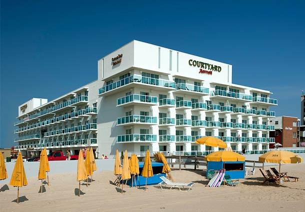 Courtyard by Marriott Ocean City Oceanfront image 0