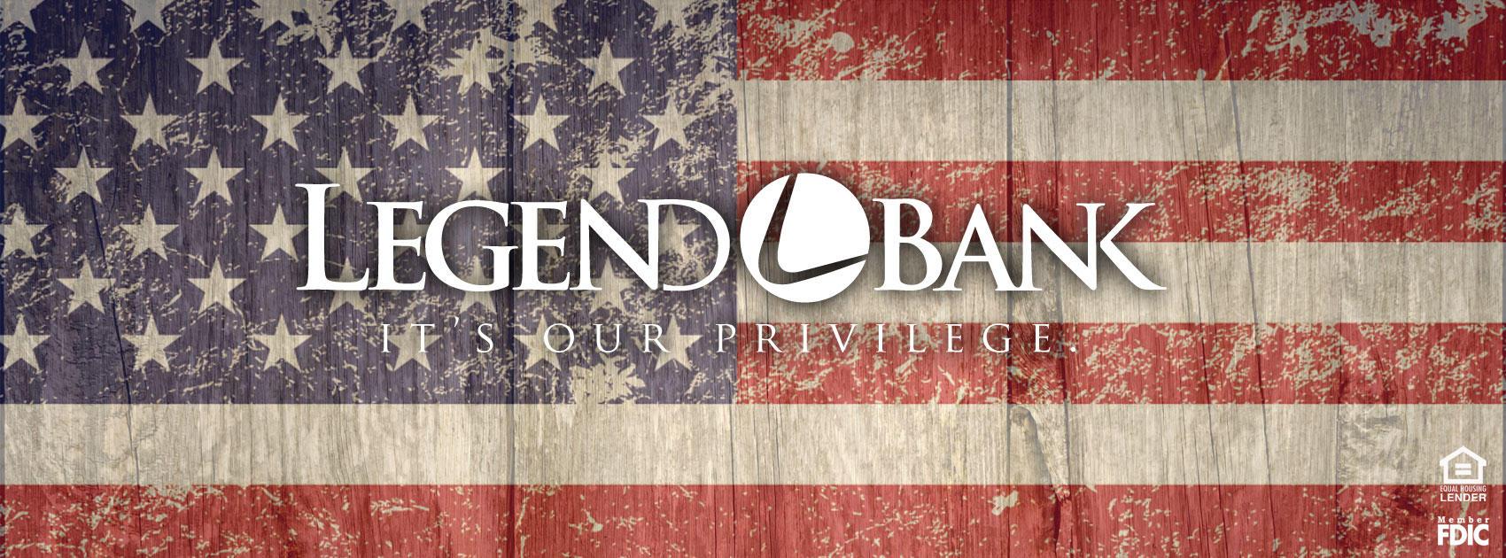Legend Bank image 1