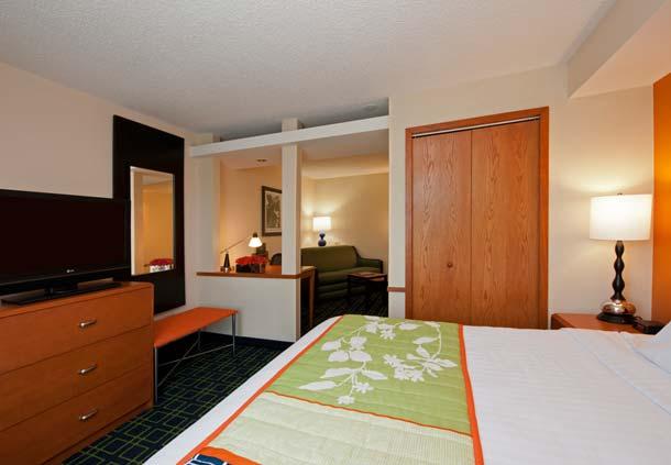 Fairfield Inn & Suites by Marriott Chicago Naperville image 5