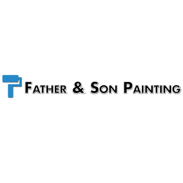 Father & Son Painting