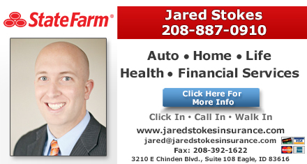 Jared Stokes - State Farm Insurance Agent image 0