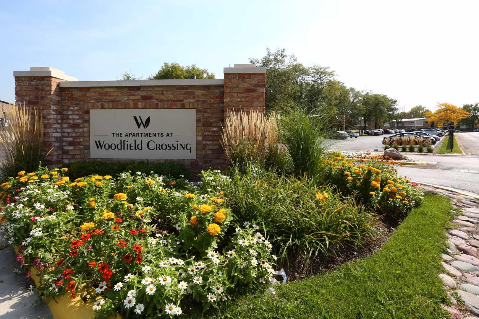 The Apartments At Woodfield Crossing Rolling Meadows Il