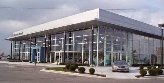 Mercedes Benz Of Chesterfield In Ofallon Mo 63368