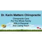 Mattern Karin L Dr