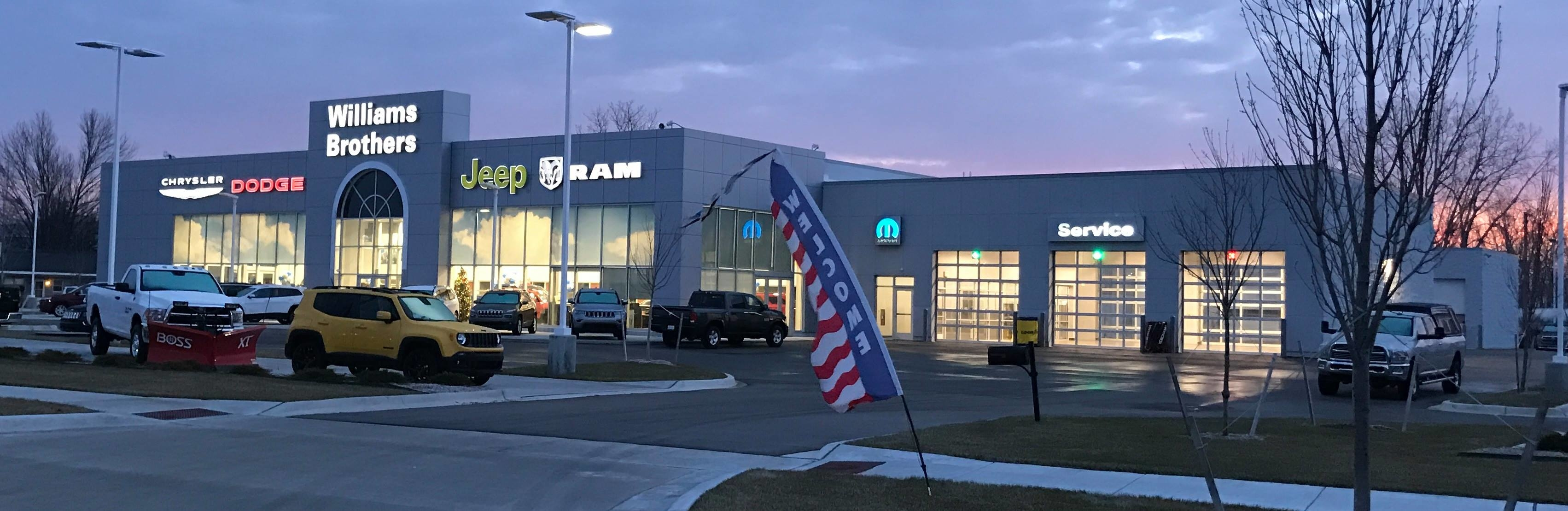 Williams Brothers Chrysler Dodge Jeep Ram of Dundee image 0