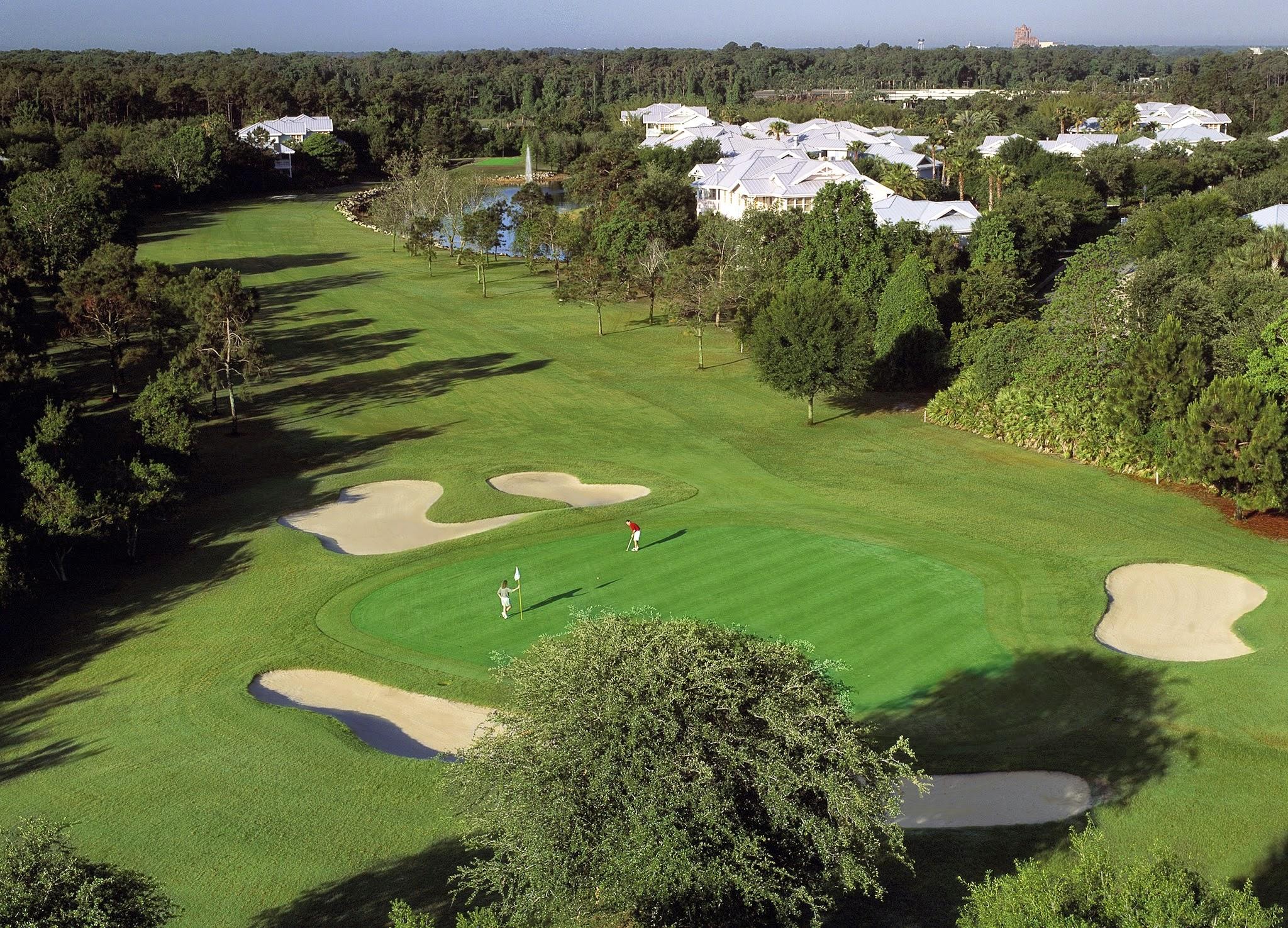 Disney's Lake Buena Vista Golf Course image 1