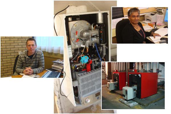 loodgieter verwarming sanitair tot wageningen infobel