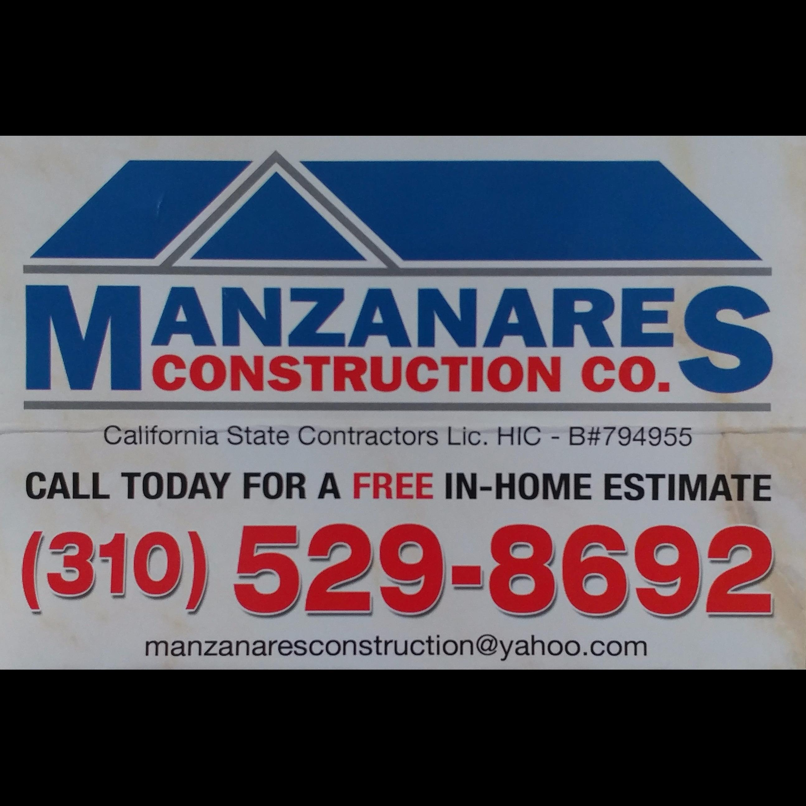 Manzanares Construction Co.