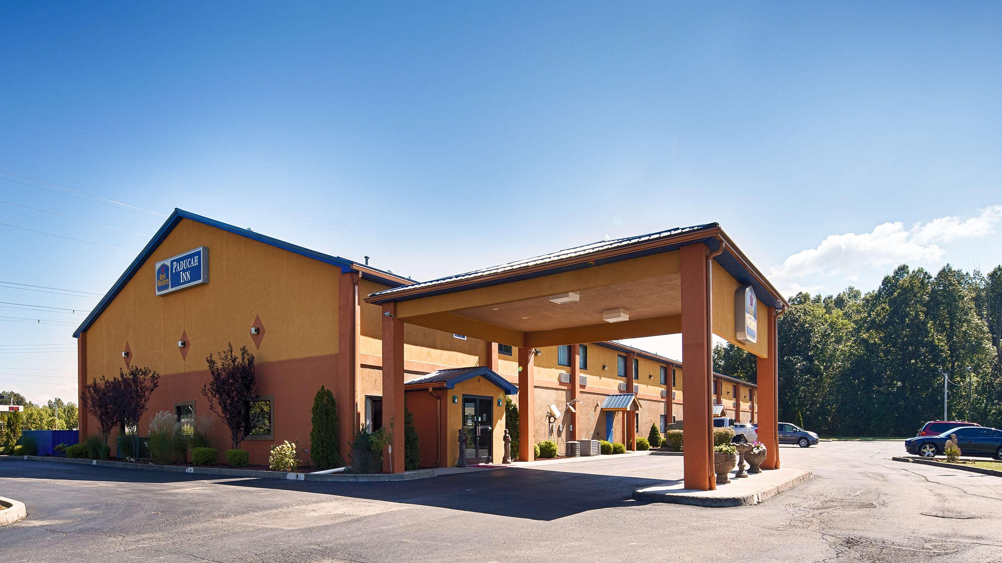 Hotels In Paducah Ky Near I