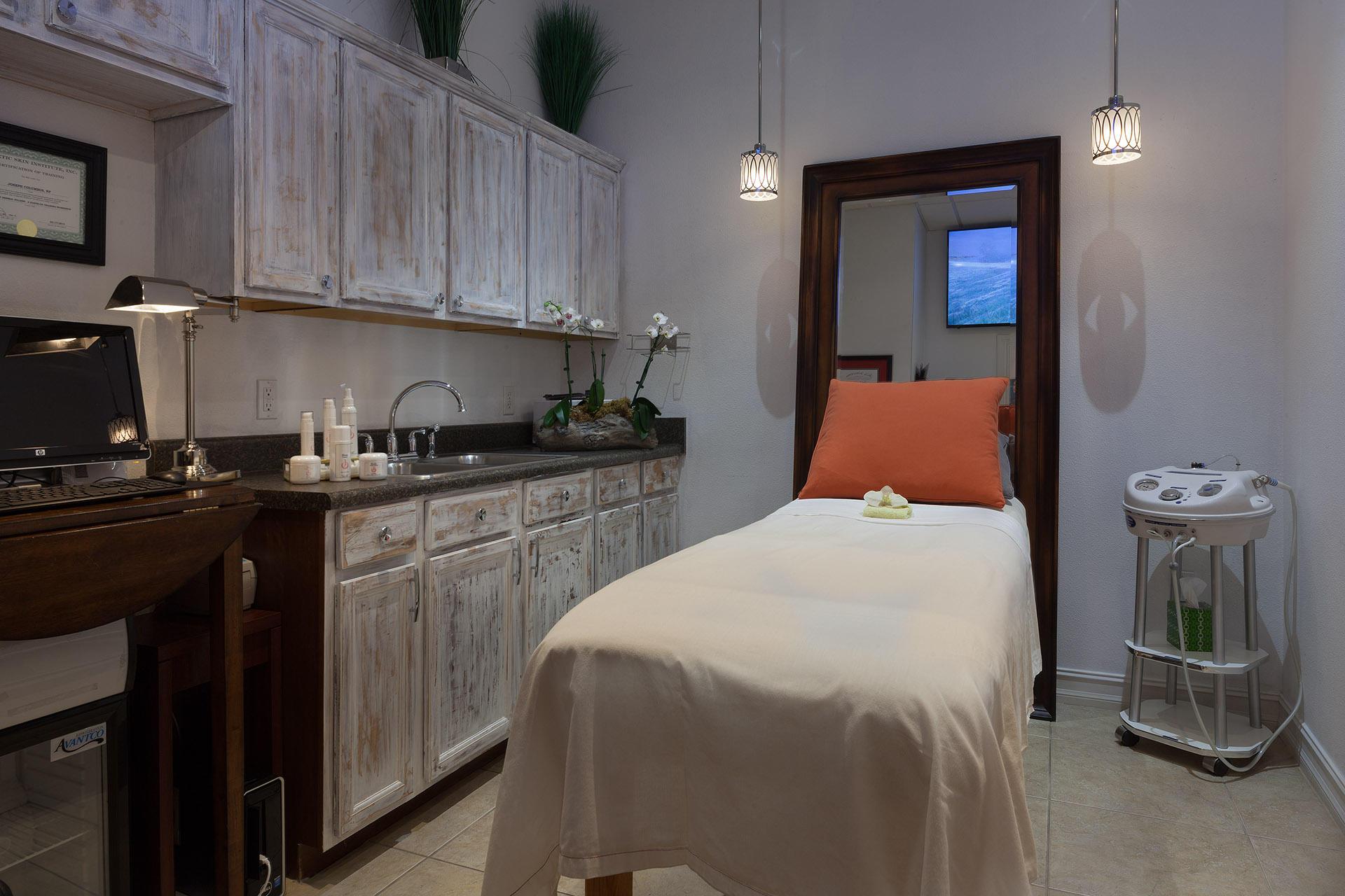 The MedSpa Room at Lakeland's Advanced Spinal Care Chiropractic Medspa