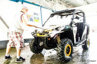 Lave-Auto Libre-Service Vimont à Laval
