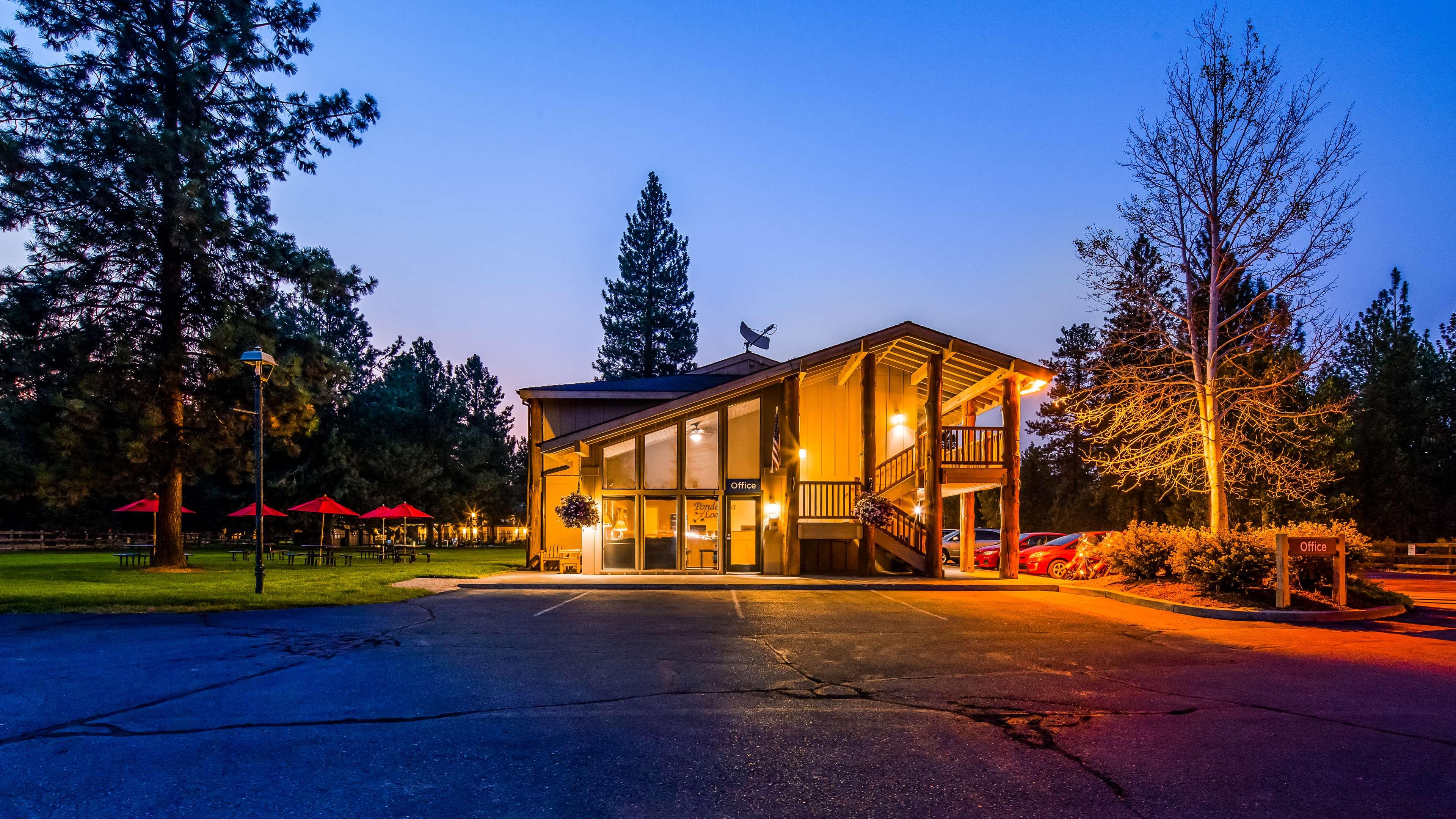 Best Western Ponderosa Lodge image 1
