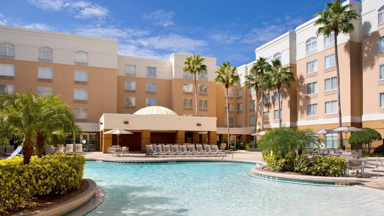 SpringHill Suites by Marriott Orlando Lake Buena Vista in Marriott Village image 9