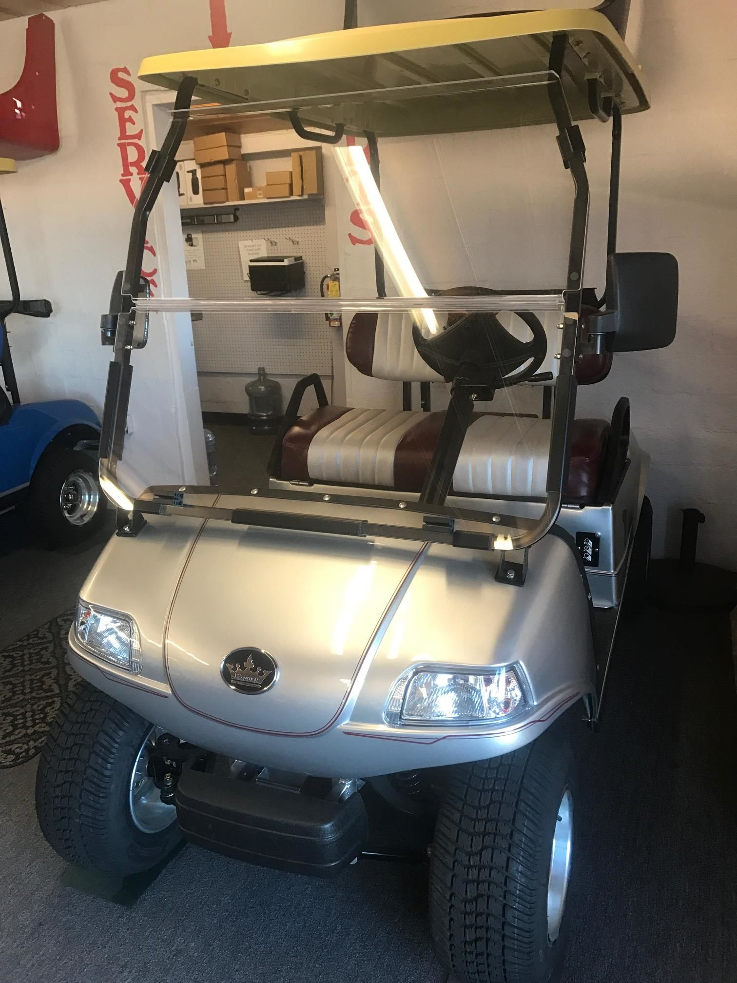 Custom Golf Cars image 3