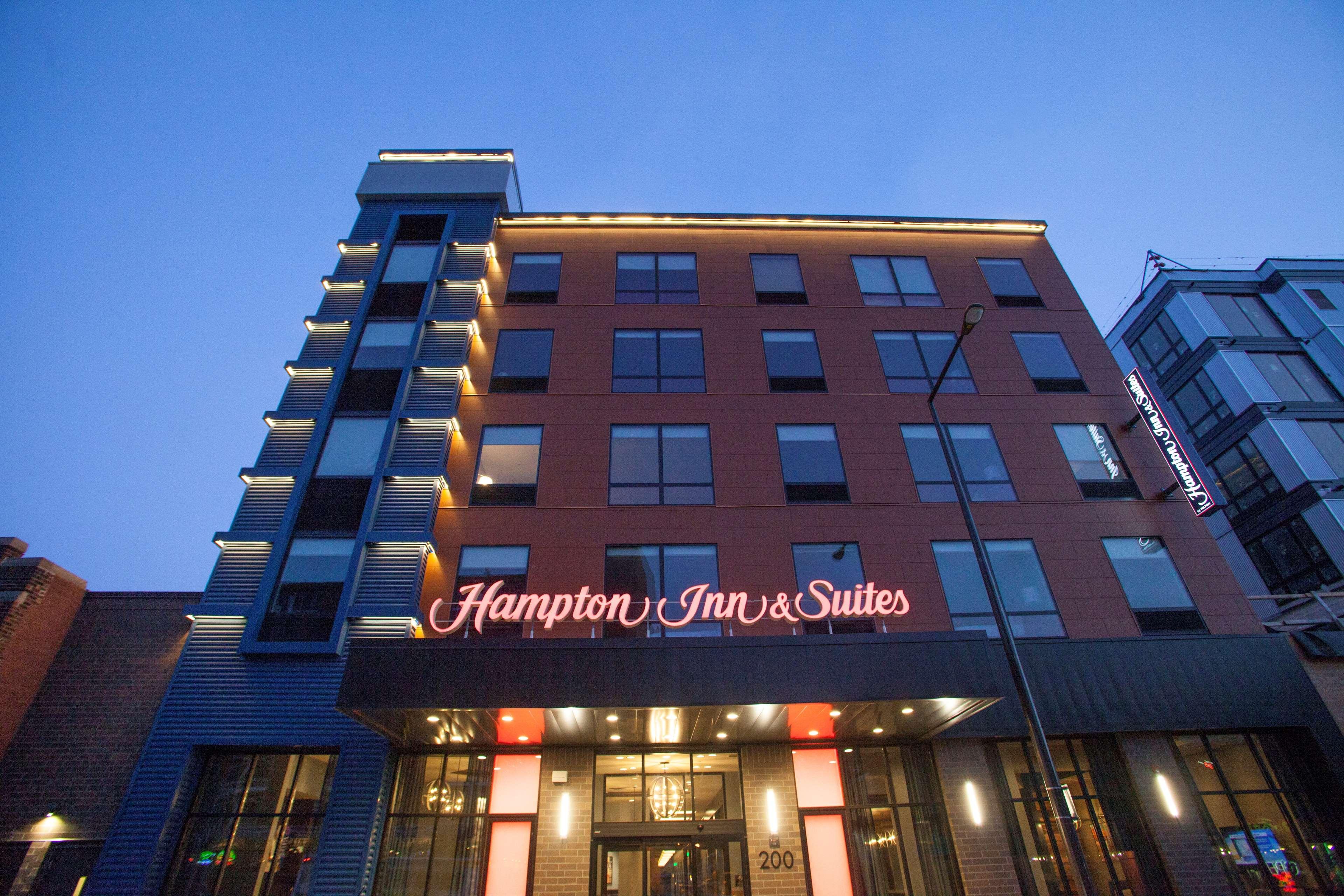 Hampton Inn & Suites Downtown St. Paul image 0