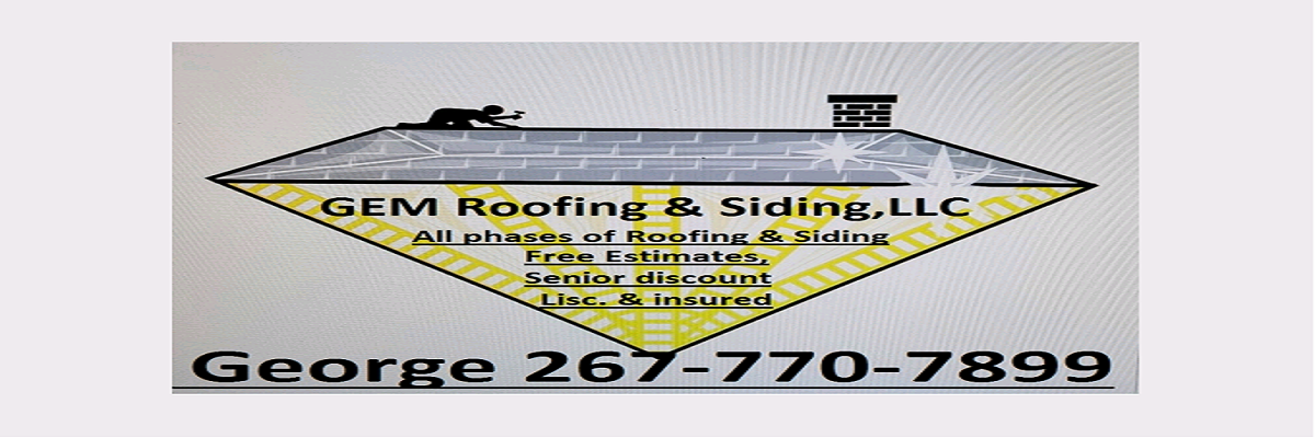 GEM Roofing and Siding LLC