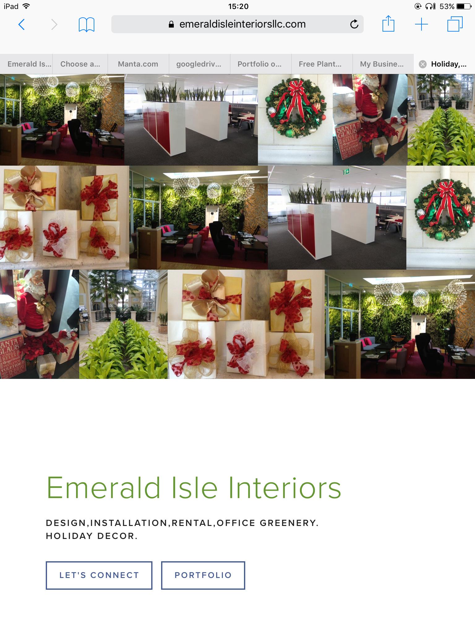 Emerald Isle Interior Plant Service image 3