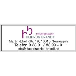 Logo von Heidrun Brandt Steuerberaterin