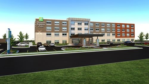 Holiday Inn Express & Suites East Peoria - Riverfront image 0
