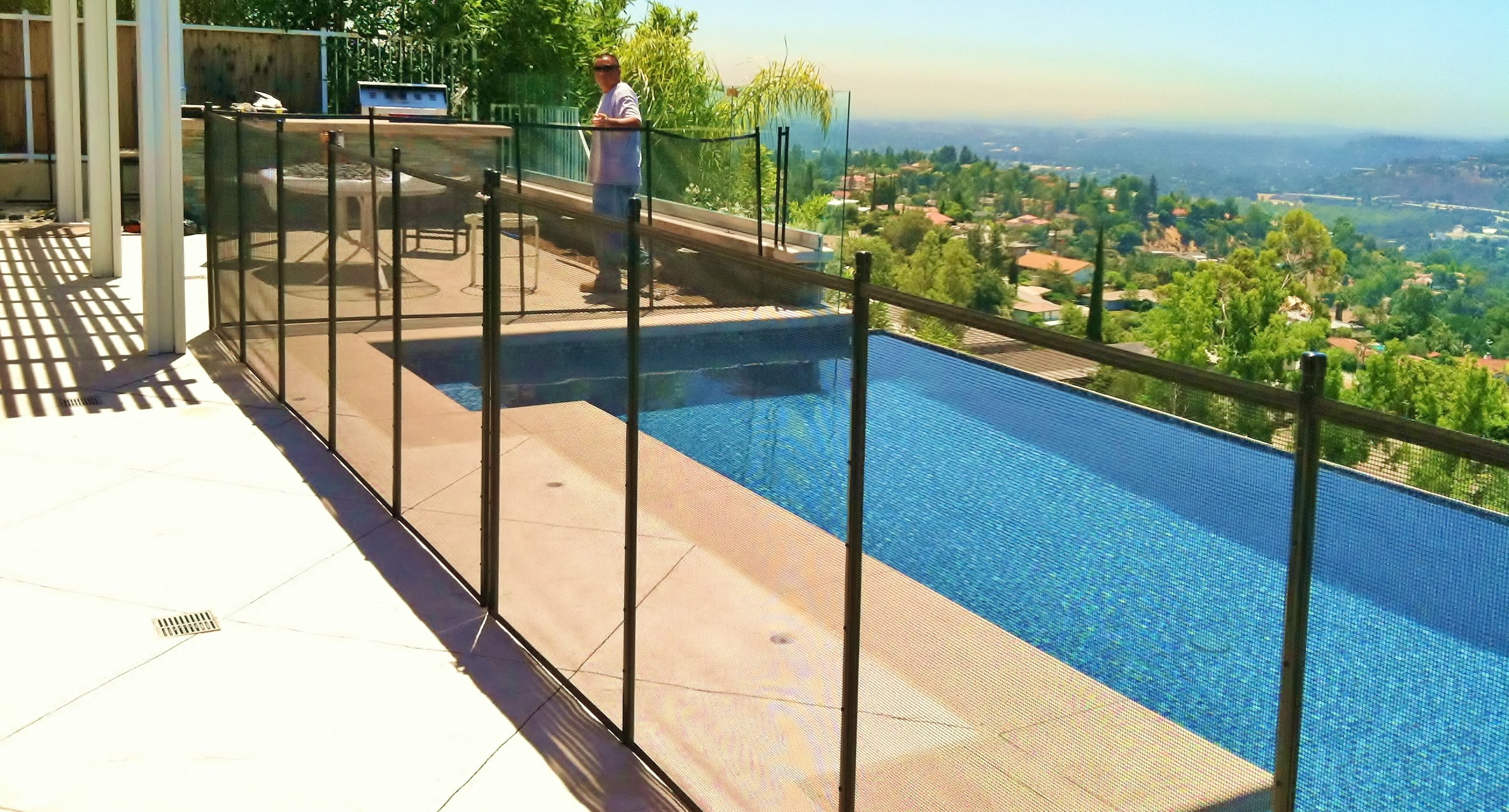 Safeguard Mesh Glass Pool Fence Company Coupons Near Me In San Diego 8coupons