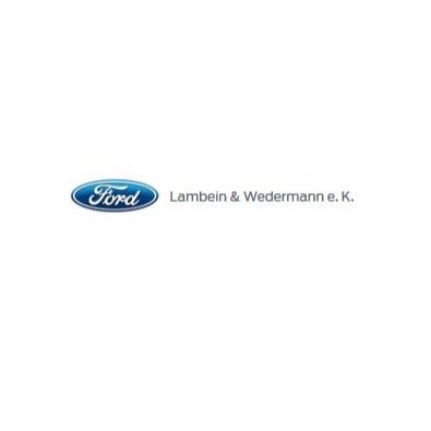 Logo von Lambein und Wedemann e.K., Ford Autohaus
