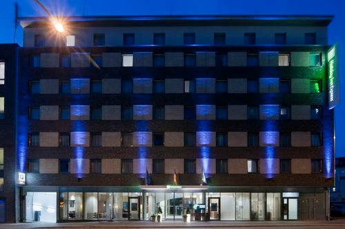 Holiday Inn Express Hamburg-St. Pauli Messe