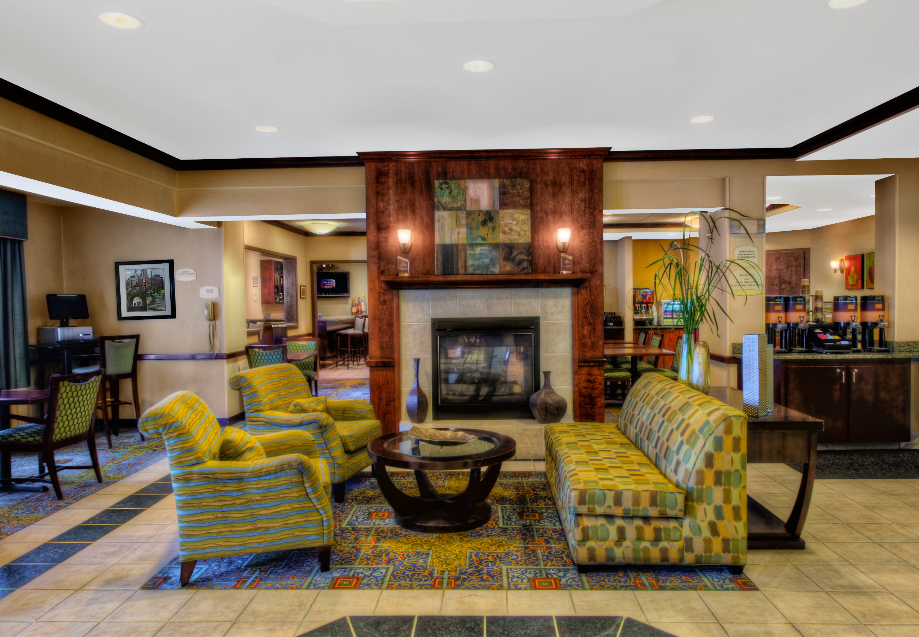SpringHill Suites by Marriott Milford image 1