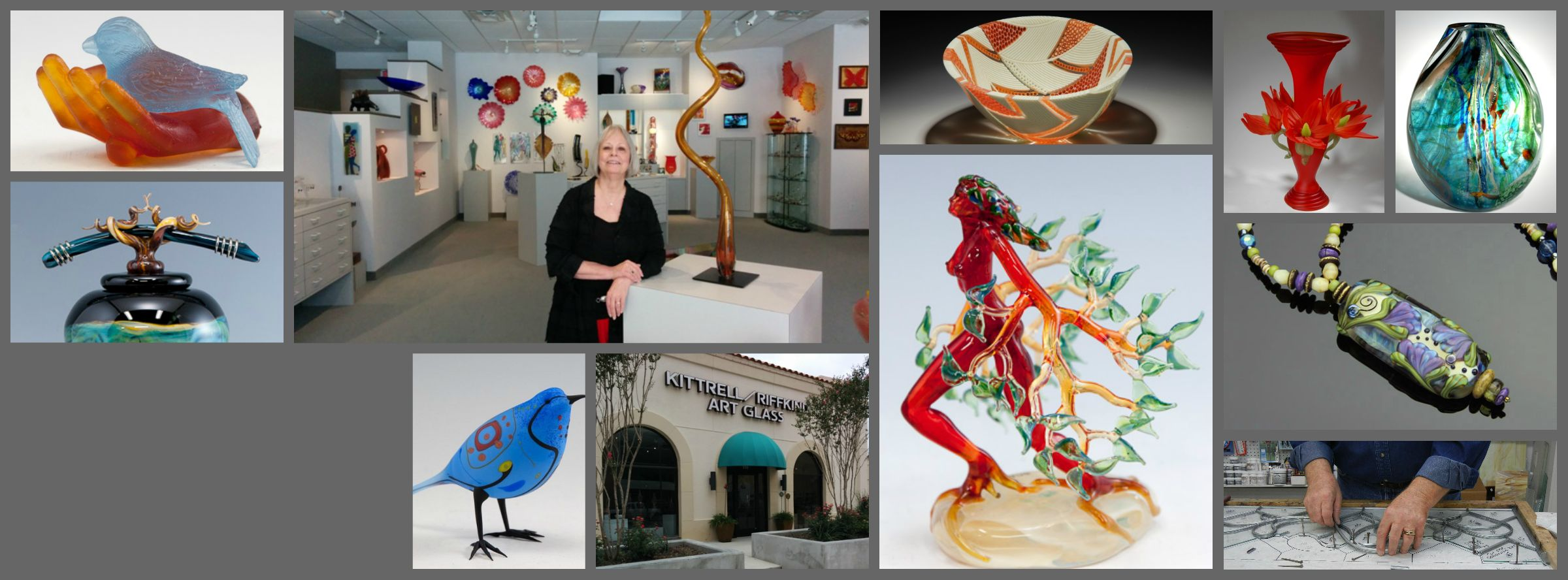 Kittrell Riffkind Art Glass Gallery