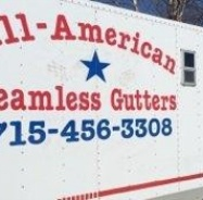 All-American Seamless Gutters image 1