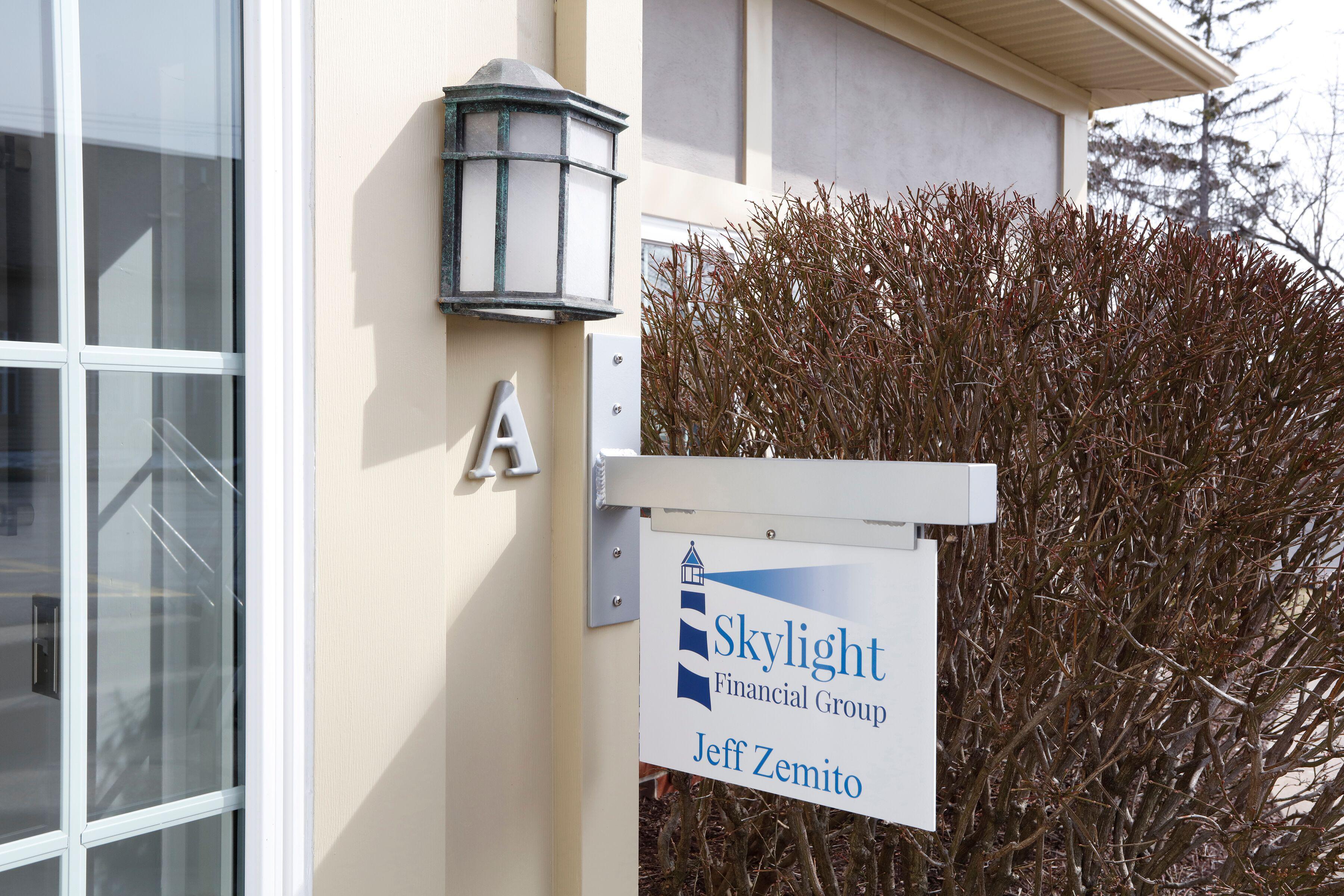 Jeff Zemito - Skylight Financial Group