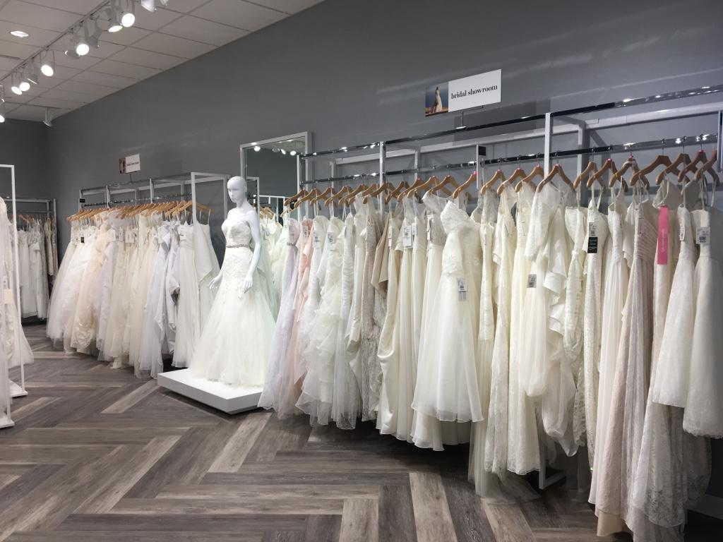 58a8f6c76916 David s Bridal 8930 S. Broadway Avenue Suite 220