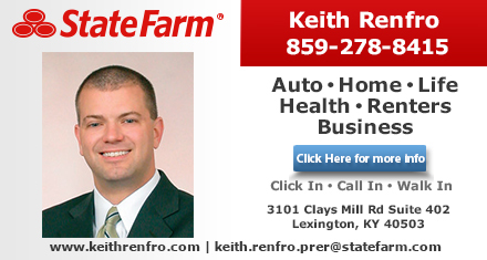 Keith Renfro - State Farm Insurance Agent image 0