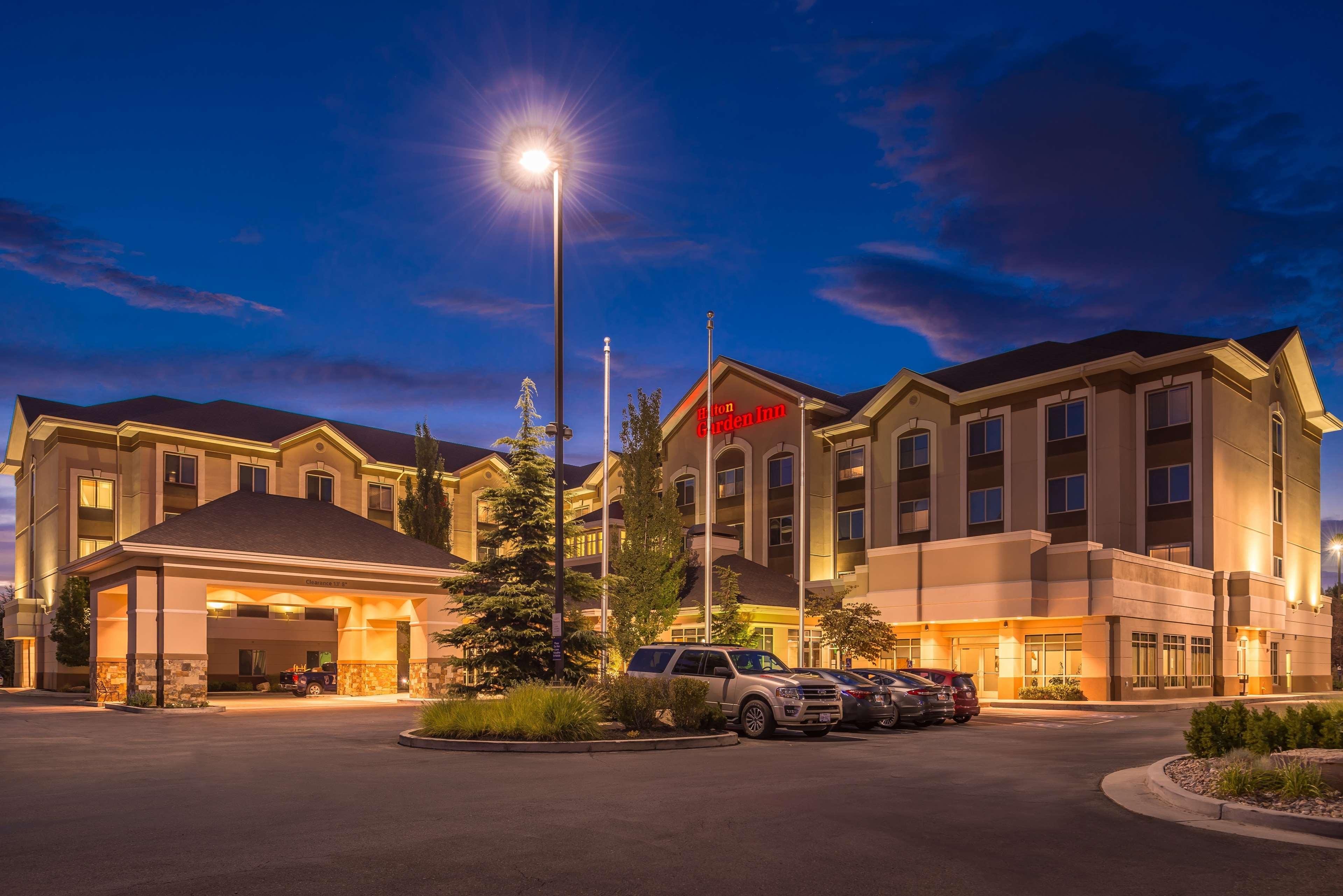 Hilton Garden Inn Salt Lake City Downtown image 4