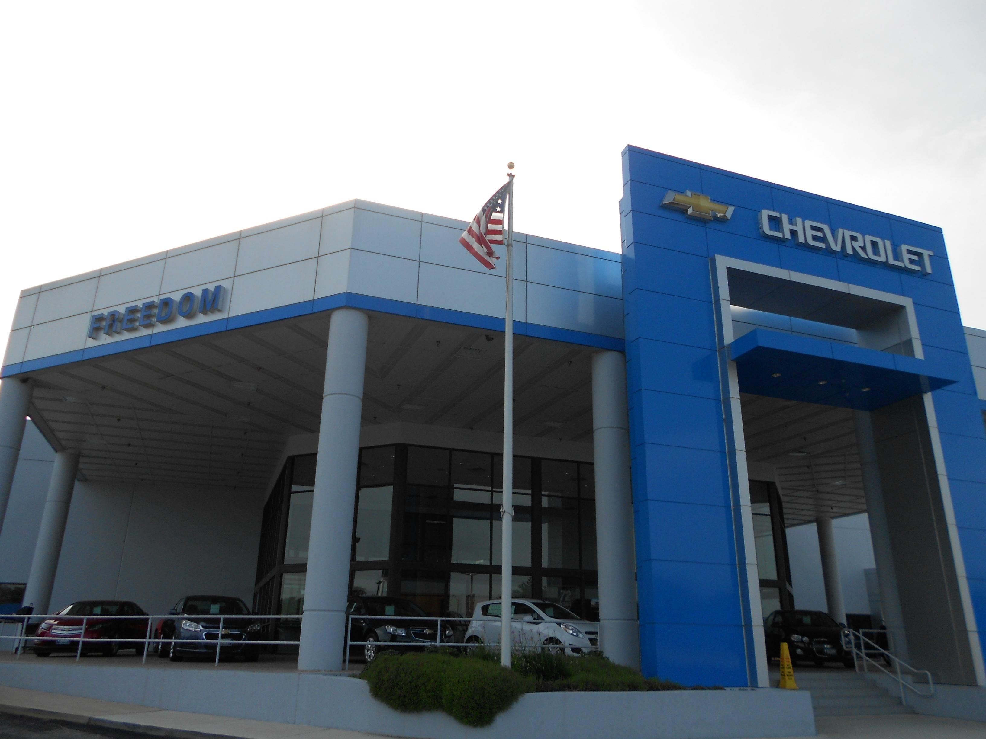 Freedom Chevrolet image 0