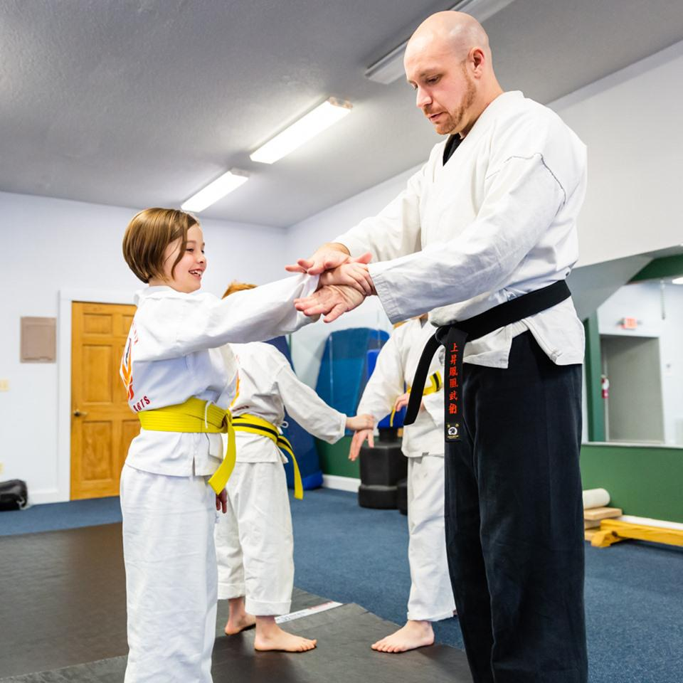 Rising Phoenix Martial Arts