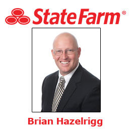 Brian Hazelrigg - State Farm Insurance Agent