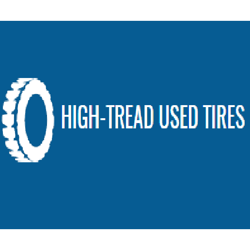 High-Tread Used Tires