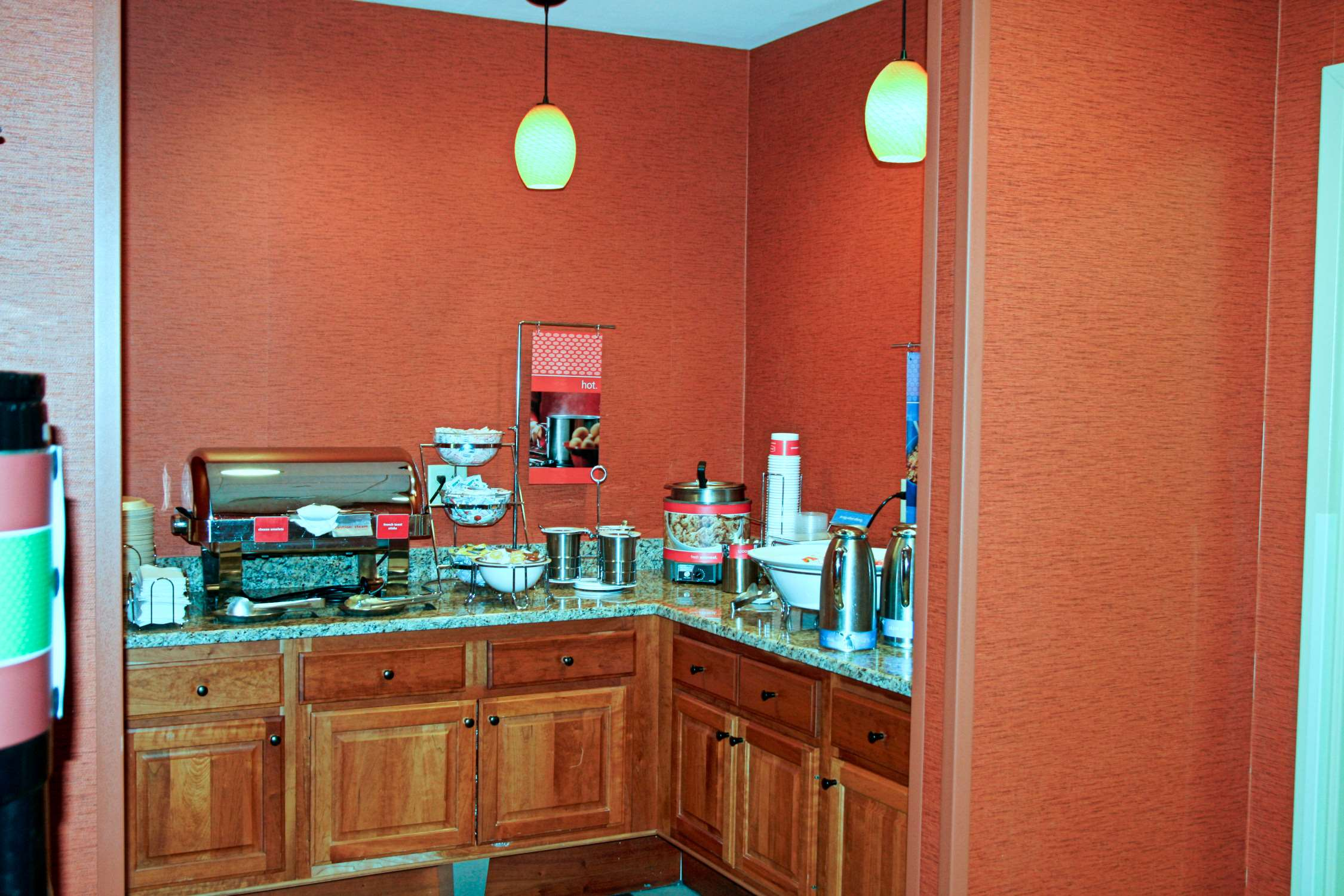 Hampton Inn Waterville image 10