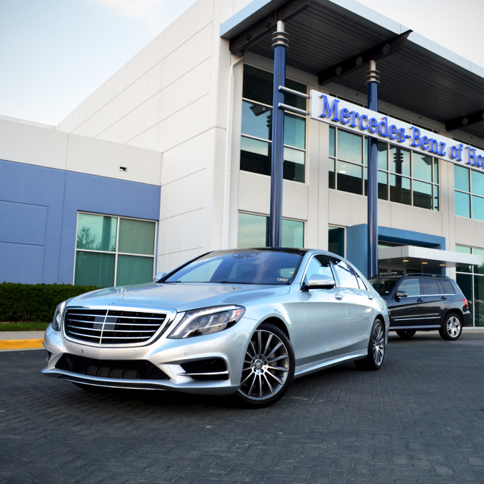 Mercedes benz of houston north for Mercedes benz of houston