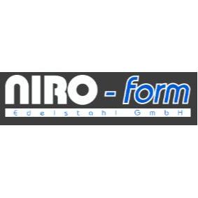 Logo von NIRO – form Edelstahl GmbH