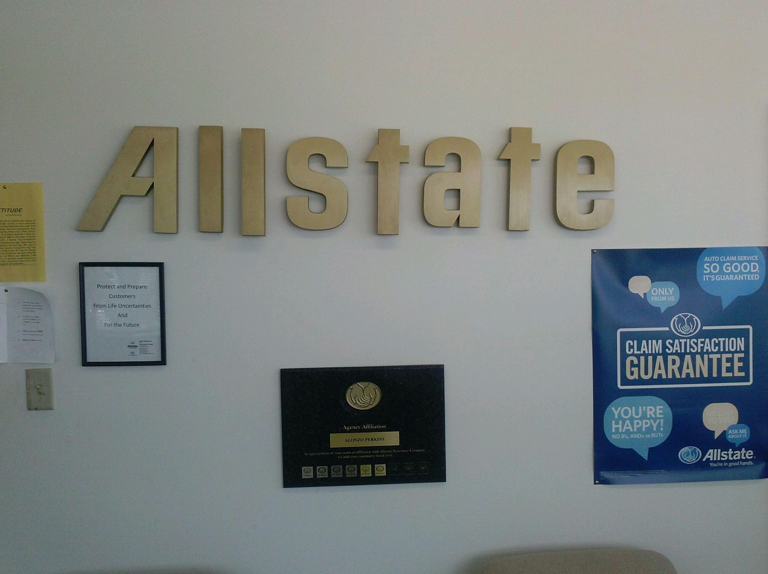 Alonzo Perkins: Allstate Insurance image 0