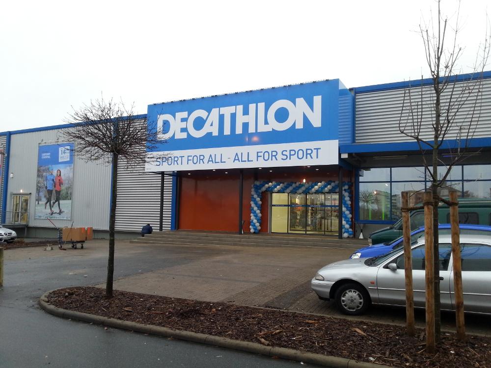 Bild der Decathlon Hannover-Laatzen - über 70 Sportarten unter einem Dach auf 4000m²